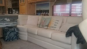 RV Leather Couch for Sale in Delray Beach, FL