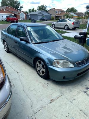 2000 Honda civic 4 door $700 for Sale in Wahneta, FL