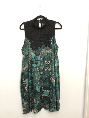 Anthropologie A-Line Dress with Lace for Sale in El Sobrante, CA