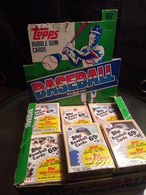 1987 topps baseball cards ⚾ for Sale in Clovis, CA