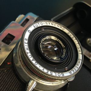 Bolsey Jubilee 45mm 2.8 Film Camera for Sale in Los Angeles, CA