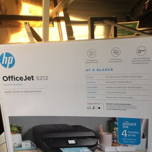 Office Jet HP PRINTER never Open. NEW. for Sale in Elk Grove, CA