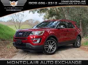 2017 Ford Explorer for Sale in Montclair, CA