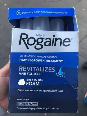Regaine $ 15 for Sale in Oakland, CA