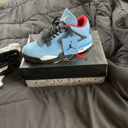 Travis Scott 4s for Sale in Raleigh,  NC