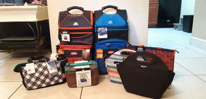 Coolers/lunch pack for Sale in Naples, FL