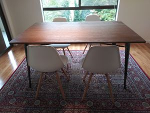 Dining table and 4 chairs for Sale in Seattle, WA