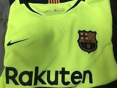 New Barcelona 18-19 Away Men's Jersey L