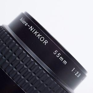 Micro-Nikkor 55mm f/2.8 macro lens. for Sale in New York, NY