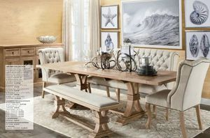 "Z Gallerie Archer Style Dining Table/Extending 72-100""/Retail $1,600 for Sale in Newport Beach, CA"