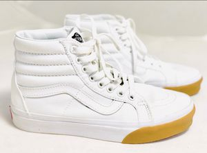 Vans Canvas Classic Hi Tops- Size 6.5 for Sale in White Plains, NY