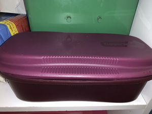 Tupperware microwave noodle pasta cooker for Sale in Gresham, OR