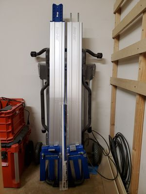 Kreg Accu-Cut XL Saw Guide w/ Extra Sled and Edge Strips for Sale in Hillsboro, OR