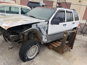 1992 jeep 4x4. Grand Cherokee for parts for Sale in Santee, CA