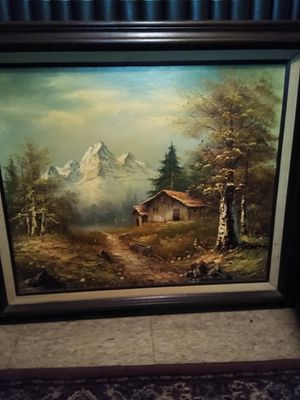 Van Bell painting for Sale in New Milford, PA