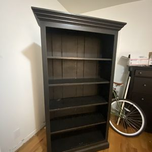 Solid Oak Bookshelf for Sale in New York, NY