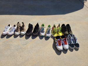 Youth shoes (please read description for size & price) for Sale in Hampton, GA