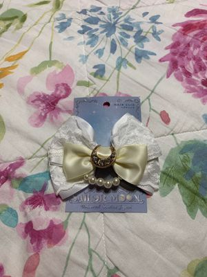 Universal Studios Japan Sailor Moon Hair Bow Clip for Sale in Surprise, AZ