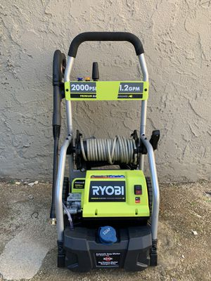 RYOBI 2,000 PSI 1.2 GPM Electric Pressure Washer for Sale in Long Beach, CA