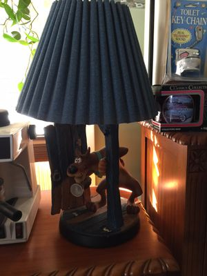 Scooby Doo lamp for Sale in Brooklyn, NY
