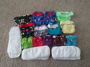 Cloth diapers for Sale in Raleigh, NC