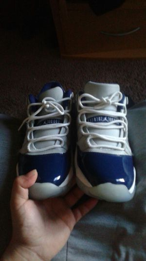 Air Jordan Retro 11 Low Georgetown for Sale in Hyattsville, MD