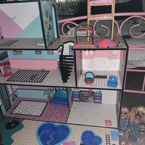 Lol Doll House for Sale in Albuquerque, NM