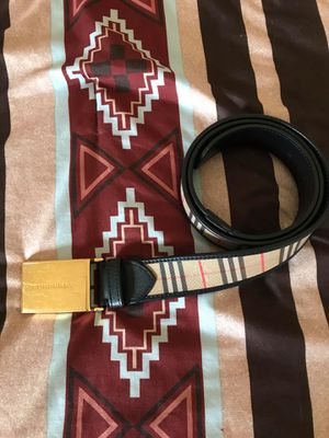 Burberry Belt for Sale in Denver, CO