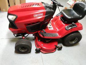 "Craftsman 42"" tractor lawnmower for Sale in Brandon, FL"