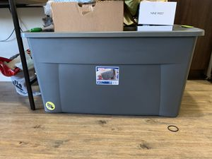 Large storage container - 36x21x19 for Sale in San Francisco, CA
