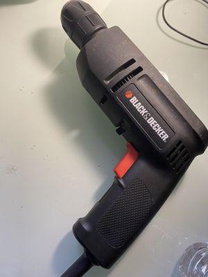 black & decker drill for Sale in West Chicago, IL