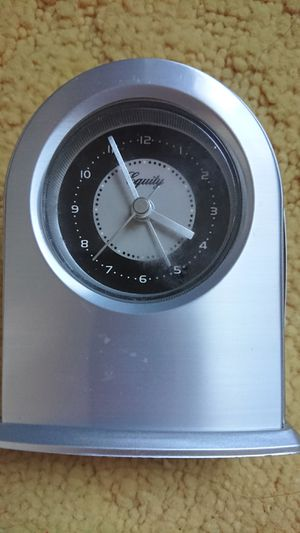 Alarm clock battery included for Sale in San Diego, CA