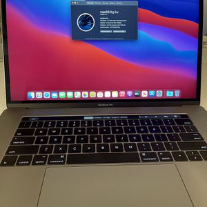 MacBook Pro 15-inch, Mid-2016 for Sale in San Francisco, CA