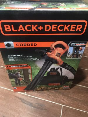 Leaf Blower/vacuum for Sale in Gaithersburg, MD