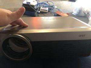 Onn projector for Sale in Jordan, MN