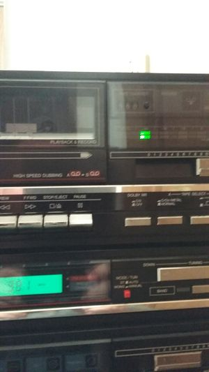 SANYO INTERGRATED STEREO SYSTEM for Sale in Aurora, IL