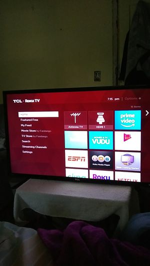 32in TCL Roku TV for Sale in Indianapolis, IN
