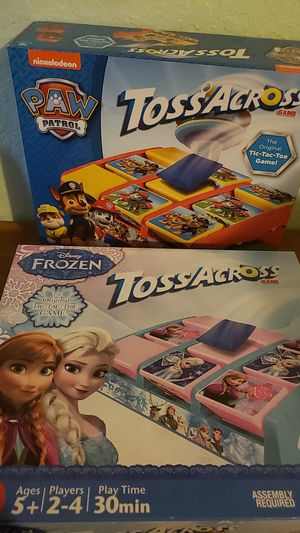 Toss accross game for Sale in Turlock, CA