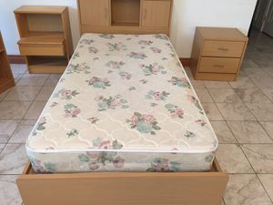 Twin bed frame for Sale in Hacienda Heights, CA