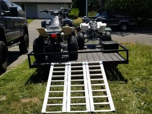 12 x 7 trailer for Sale in Hillsboro, OR