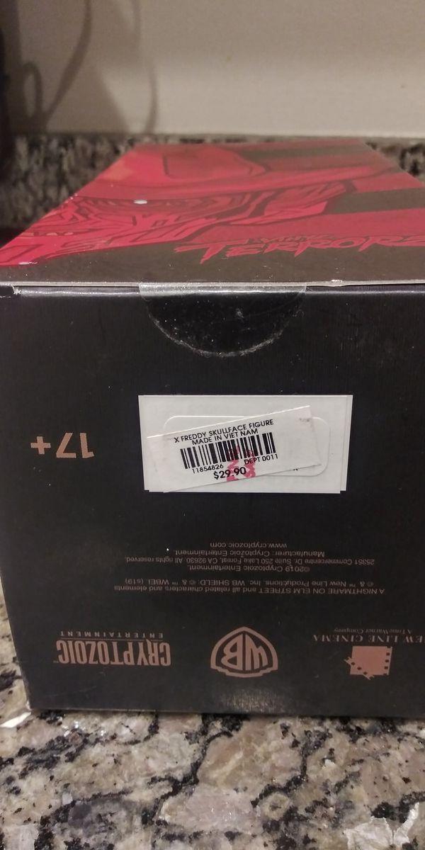 Freddy Kreuger: Vinyl Terrorz