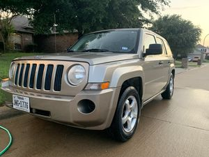 2007 Jeep Patriot for Sale in Haslet, TX