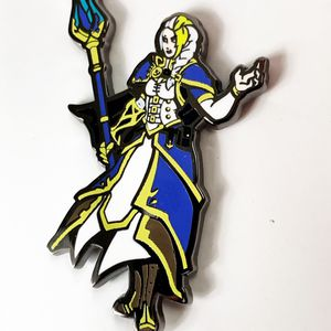 Blizzcon blizzard World of Warcraft Jaina Pin Series 5 WOW for Sale in Annandale, VA