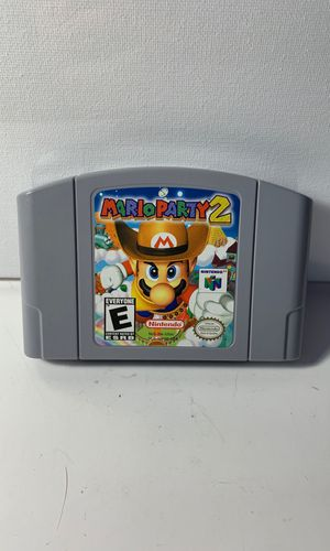N64 Mario party 2 N64 for Sale in Sugar Hill, GA