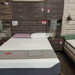 HOT DEAL, BEDROOM SET: QUEEN BED +DRESSER+NIGHTSTAND SKU#TCB4620SET for Sale in Ontario,  CA