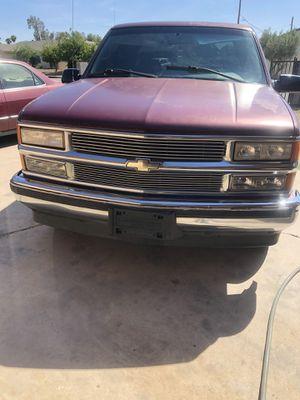 1996 Chevy Silverado for Sale in Phoenix, AZ