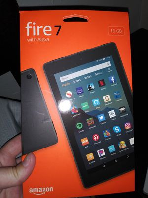 Amazon fire 7 tablet for Sale in Middleborough, MA