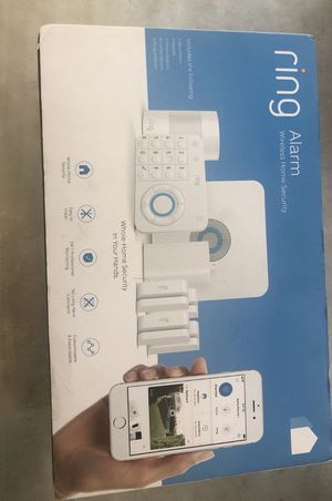 Ring Alarm Wireless Home Security for Sale in Miami, FL
