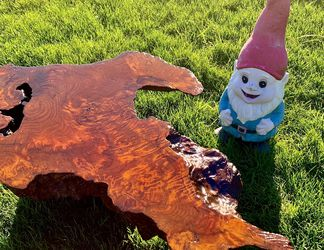 STUNNING VINTAGE MCM REDWOOD BURL COFFEE TABLE!! for Sale in Tacoma,  WA