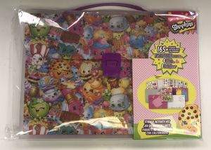Shopkins Acitvity Kit for Sale in Pittsburgh, PA